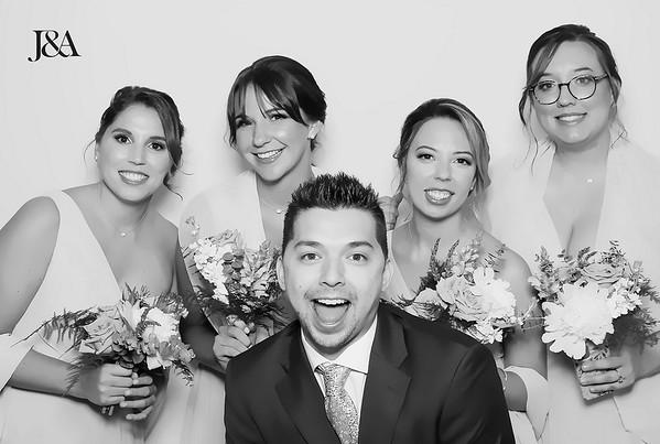 Jessica and Andrew's Wedding in Bluemont, VA