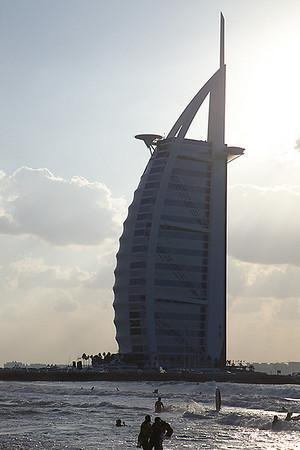 Dubai after NY