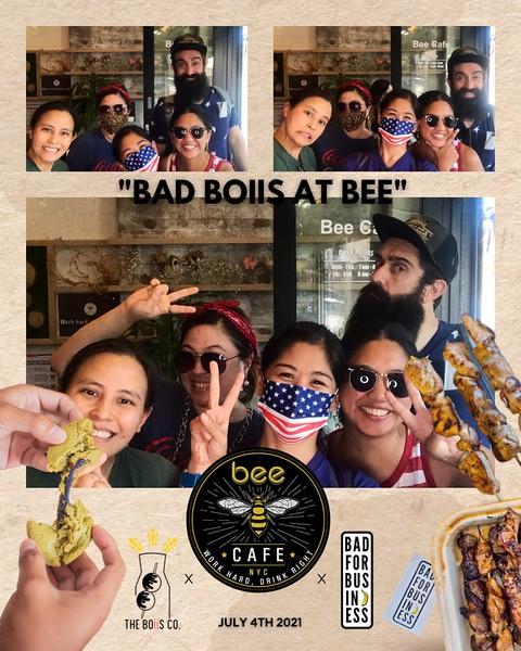 Bad Boiis at Bee