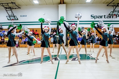 2015/16 High School Pom Pons / Cheer