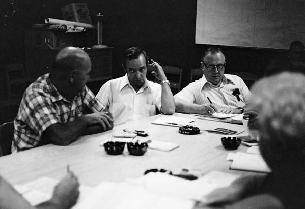Troy City Council (September, 1973)