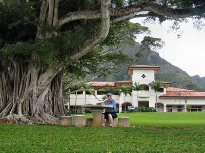 Hawaiian Escapades LOST Filming Locations Tour April 2009
