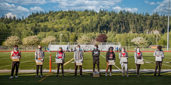 Orting Track