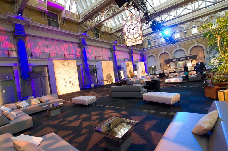 MMC Young Professionals Gala Evening. 13th June 2013. Old Billingsgate - London
