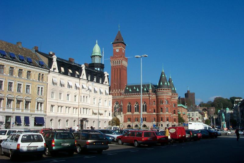 Helsinborg, Sweeden