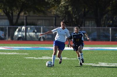 TCA Girls Soccer 2005 2006