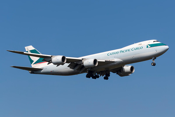 B-LJD - Boeing 747-867F