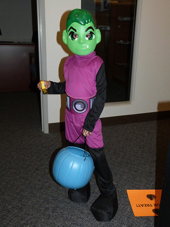 MWH Halloween 2013