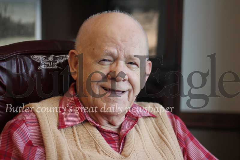 Kenneth E.. Griffiths served as a medic in World War II, and was assigned to a tank battalion.