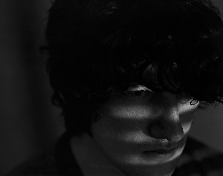"4x5"" View Camera black and white film  Winter 2010"