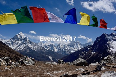 Nepal: Everest Base Camp April 2017