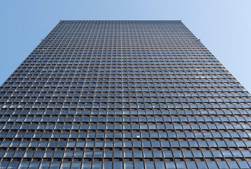 Shinjuku Mitsui Building, skyscraper in Nishi-Shinjuku district of Tokyo, Japan