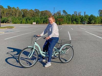 Mama's 1st Bike Ride