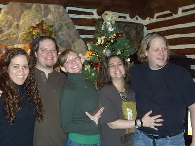New Years Eve at Tony NY 08