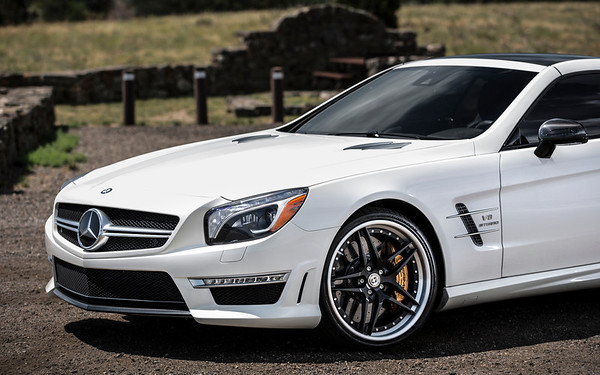 Mercedes SL63 AMG | HRE Wheels