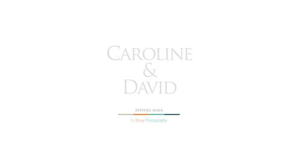 Caroline & David
