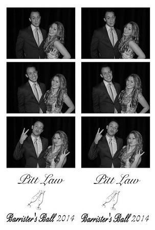Pitt Law Barrister Ball 3.21.14
