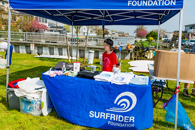 Surfrider Foundation Canal Cleanup 2017