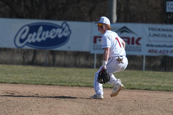 Varsity Baseball vs Fall City