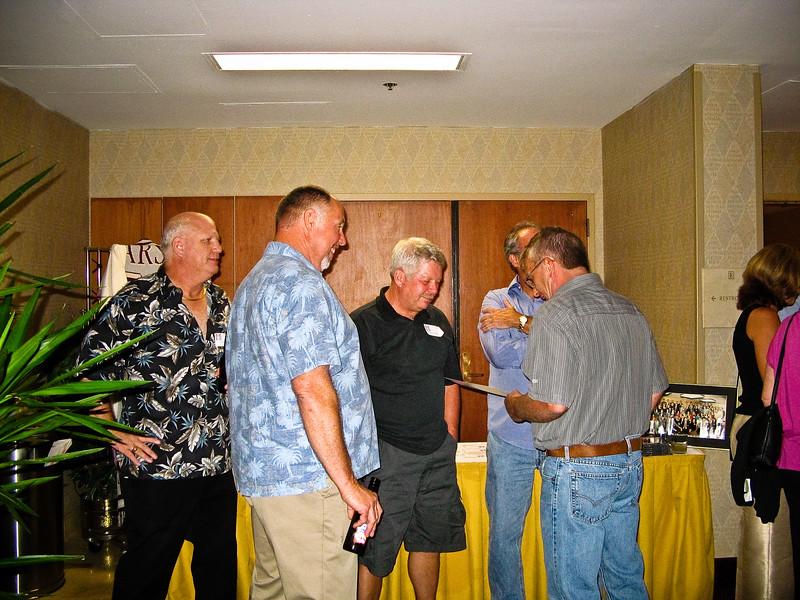 Catfish Dale Bernard, Earl Case (GCM1972), Bob Witherow (GCM1971), Steve Parker, Daniel Ridings