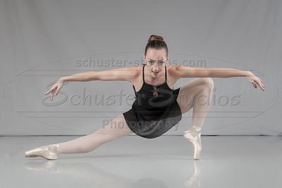Corpus Christi Concert Ballet 2014-2015 Company