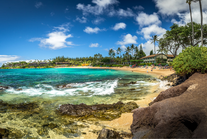 Napili Bay Beach - Best Beaches in Maui
