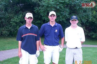 2000 State Junior Boy's Championship