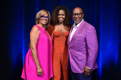 AT&T PAC - Michelle Obama PhotoLine Images