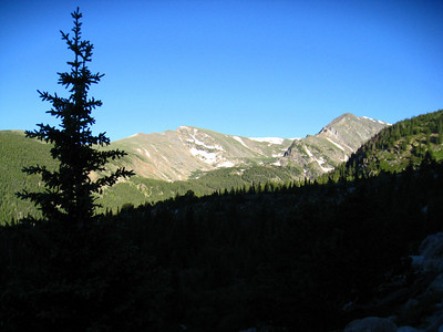 TR: Mt. Bancroft East Ridge 7/11/2009