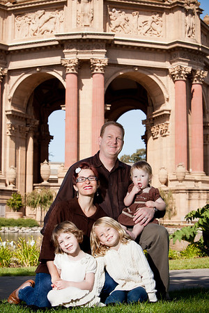 Sanders Family 2012