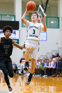 2019-12-18 | Boys HSBB | Central Dauphin vs. CD East