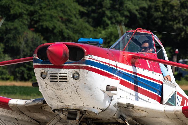 Cessna 188 Ag Truck