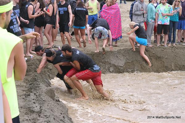2014 Big Lake Lions Mud Volleyball