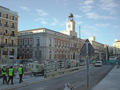 Madrid - November 13