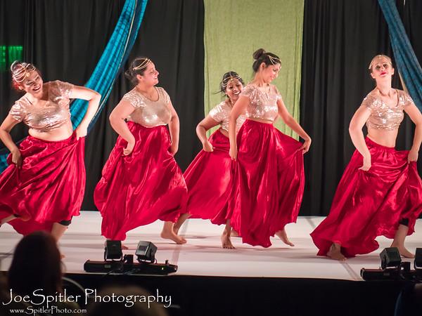 8 - Bollywood Dhamaka / Agni Dance
