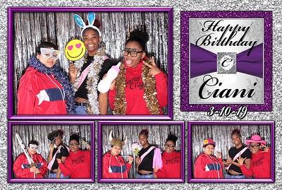 Ciani's Birthday