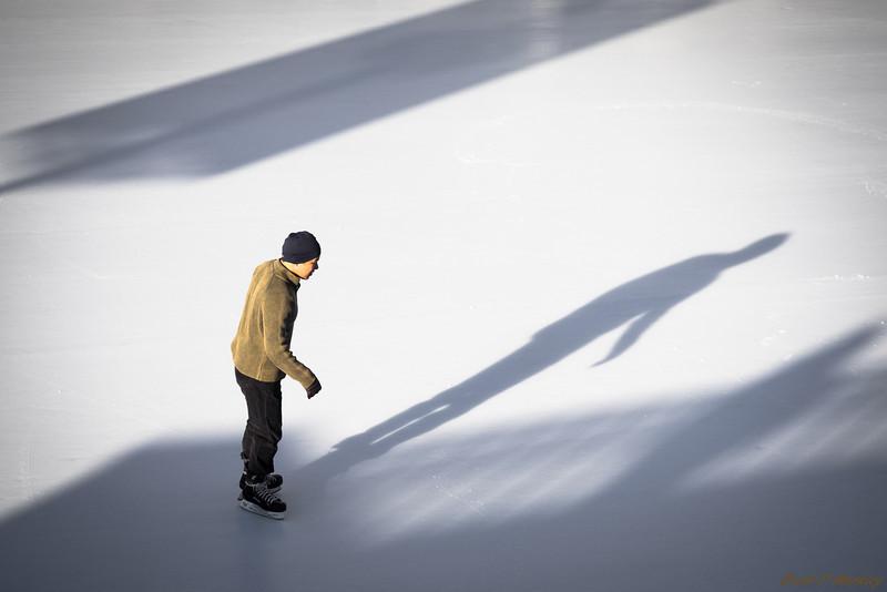 Morning Skater
