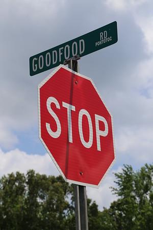 Ponotoc to Winona Backroads