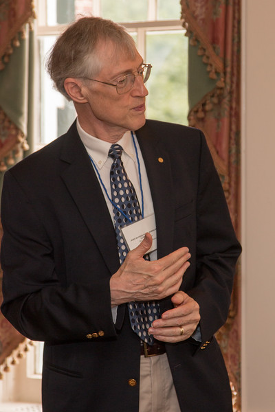 2016 Dr. John Mather Nobel Scholars Program Award  luncheon, held at the Hopkins Club, Johns Hopkins University, Baltimore, MD, July 26, 2016.