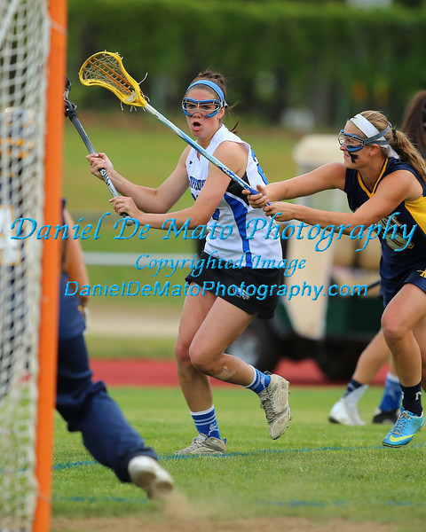 Hauppauge vs Northport Playoff game 5-21-14