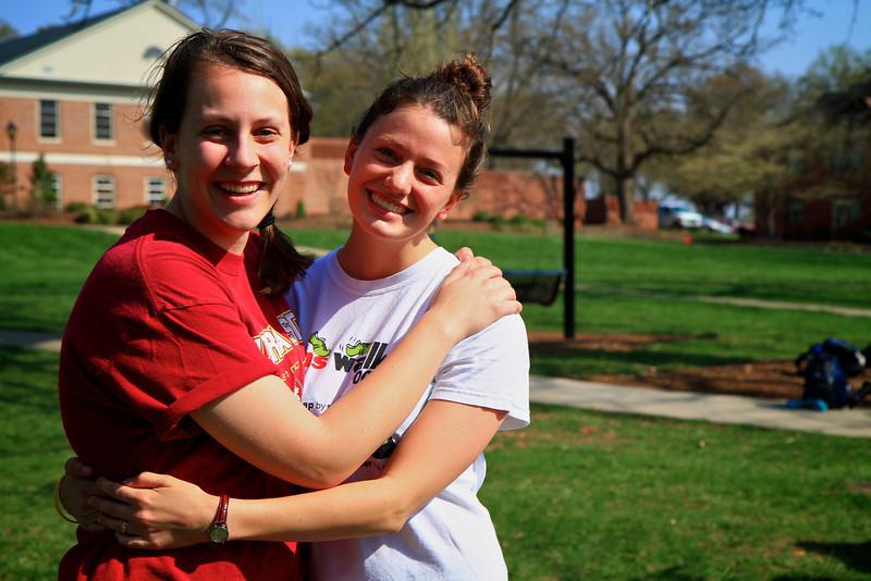 General shots from Spring semester, 2011.