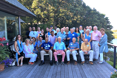 August 9, 2018 - YLSA of New England Martha's Vineyard Cocktail Party