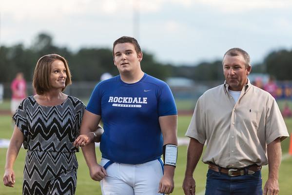 Rockdale v Taylor Varsity Football