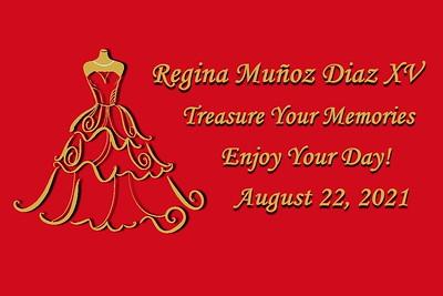 Regina Diaz Quince - August 22, 2021