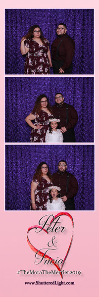 Peter + Patricia Photobooth