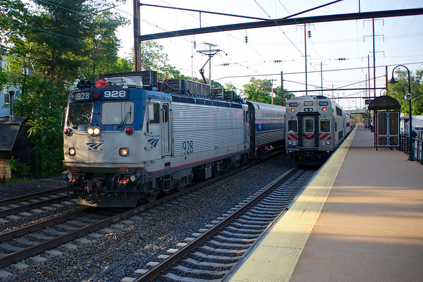 Lautenberg Funeral Train