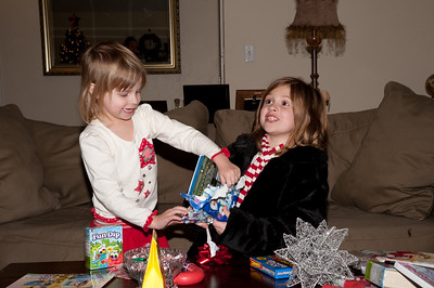 2009/12/19 - Christmas, Enid, Oklahoma