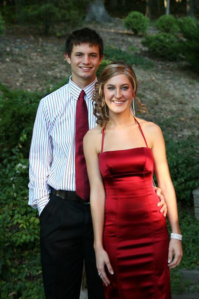 homecoming 2007 - mason & valerie