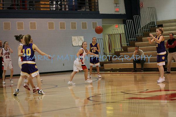 Lawson vs North Platte Jv Girls 07