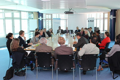 Geneva Networking Lunch ISOC, April 2016